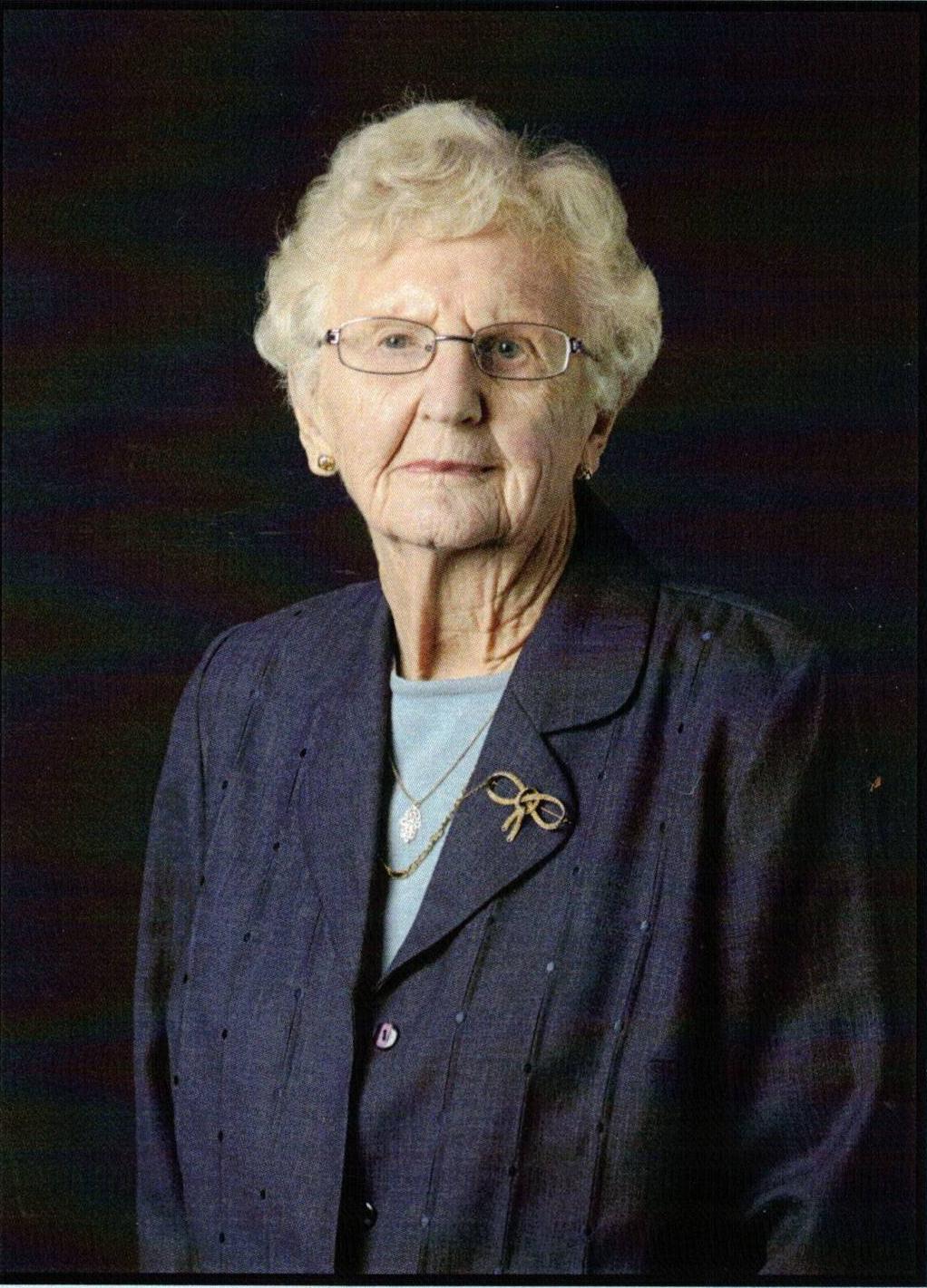 Marjorie Dewhurst